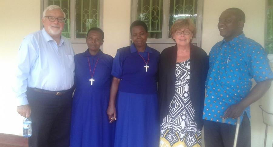 Directors of the Charities of Divine Mercy organisation
