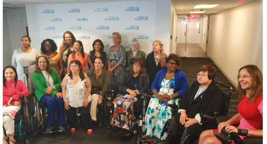 High Level Meeting Women with Disabilities in Political and Public Leadership. UN New York, 12 June 2019