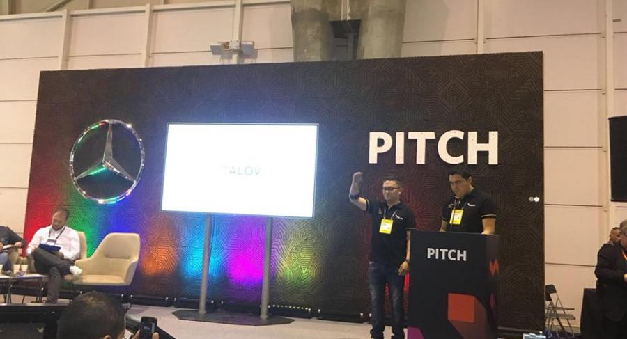 World's Top 200 most innovative startups at Web Summit (Portugal)