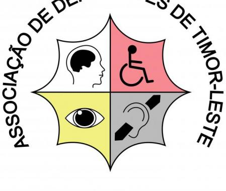 Logo for ADTL (Association Disability Timor Leste)
